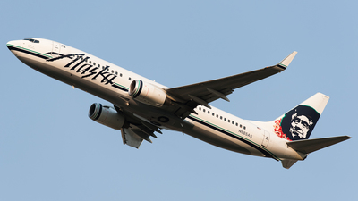 N585AS - Boeing 737-890 - Alaska Airlines