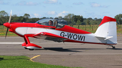 G-WOWI - Vans RV-7 - Private