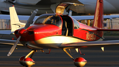 N819DJ - Vans RV-10 - Private