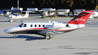 OE-FLG - Cessna 525 CitationJet 1 - Bertsch Aviation