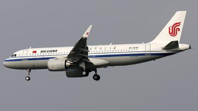 B-324H - Airbus A320-251N - Air China