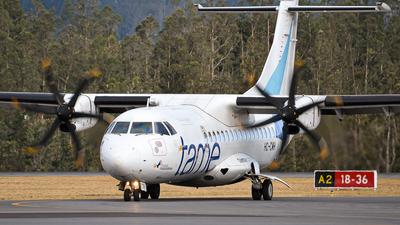 HC-CMH - ATR 42-500 - TAME Ecuador