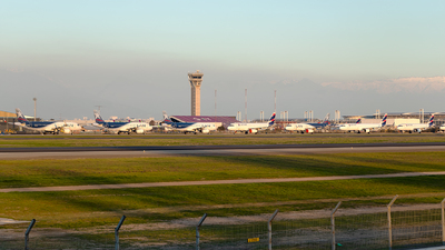 SCEL - Airport - Airport Overview