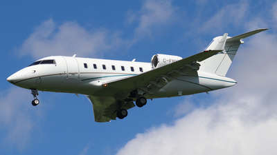 C-FNVT - Bombardier CL-600-2B16 Challenger 605 - Image Air Charter