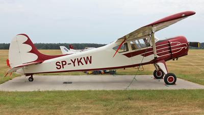 SP-YKW - Yakovlev Yak-12A - Private