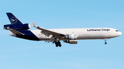 A picture of DALCD - McDonnell Douglas MD11F - Lufthansa Cargo - © Misael Ocasio Epicaviation47