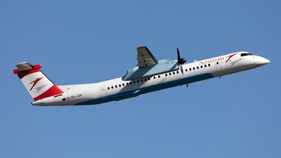 OE-LGA - Bombardier Dash 8-Q402 - Austrian Airlines