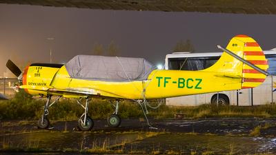TF-BCZ - Yakovlev Yak-52 - Private