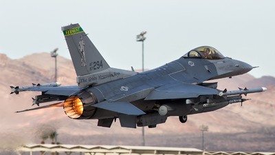 87-0294 - Lockheed Martin F-16C Fighting Falcon - United States - US Air Force (USAF)