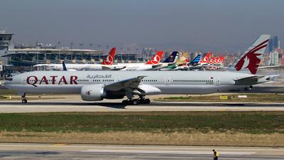 A7-BEN - Boeing 777-3DZER - Qatar Airways