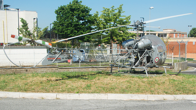 MM80043 - Agusta-Bell AB-47G-2 - Italy - Air Force