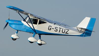 G-STUZ - Lambert Mission M108 - Private