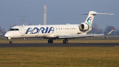 S5-AAK - Bombardier CRJ-900ER - Adria Airways