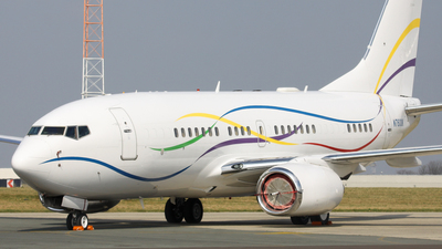 N7600K - Boeing 737-7BC(BBJ) - Private