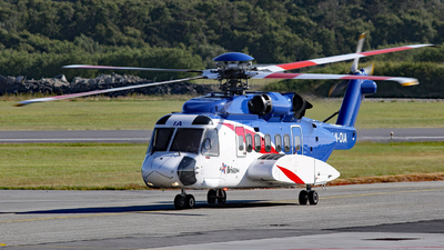 A picture of LNOIA - Sikorsky S92A - Bristow Helicopters - © Rrimestad