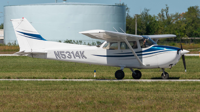 N5314K - Cessna 172P Skyhawk - Private