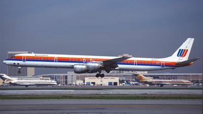 N8094U - Douglas DC-8-71 - United Airlines