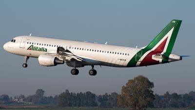 I-WEBB - Airbus A320-214 - Alitalia