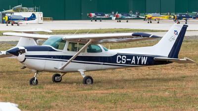 CS-AYW - Cessna R172K Hawk XP - Private