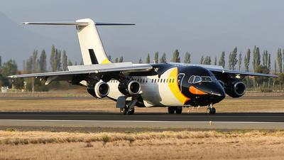 CC-CZP - British Aerospace BAe 146-200 - Aerovías DAP