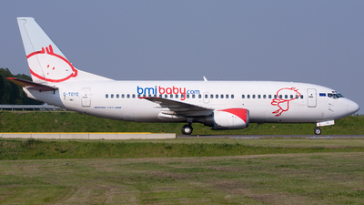 G-TOYE - Boeing 737-33A - bmibaby