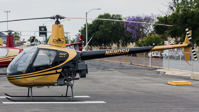 A picture of N680SH - Robinson R22 Beta - [3153] - © Thomas Ernst