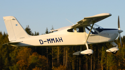 D-MMAH - Tecnam P92 Echo S 100 - Private