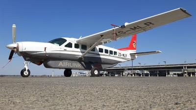 ZS-MLR - Cessna 208B Grand Caravan EX - Airlink
