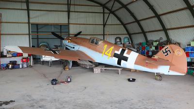 14658 - Messerschmitt Bf 109G-2 - Germany - Air Force