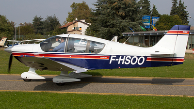 F-HSOO - Robin DR500 Président - Private