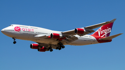 A picture of N744VG - Boeing 74741R -  - © Luca Flores