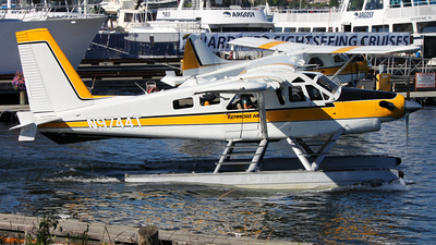 N9744T - De Havilland Canada DHC-2 Mk.III Turbo-Beaver - Kenmore Air