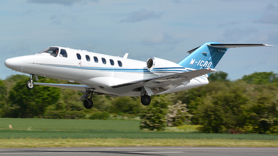 M-ICRO - Cessna 525A CitationJet 2 Plus - Private
