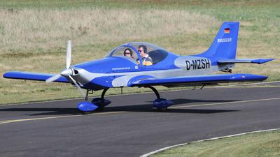 D-MZSH - Breezer B400 Club - Klees Aero