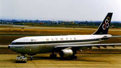 SX-BED - Airbus A300B4-103 - Olympic Airways