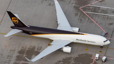 A picture of N311UP - Boeing 76734AF(ER) - UPS Airlines - © Markus Altmann