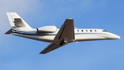M-SVGN - Cessna 680 Citation Sovereign - Private