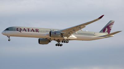 A7-ANS - Airbus A350-1041 - Qatar Airways