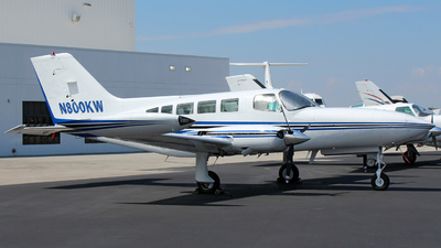N800KW - Cessna 402B - Private