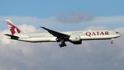A7-BES - Boeing 777-3DZER - Qatar Airways