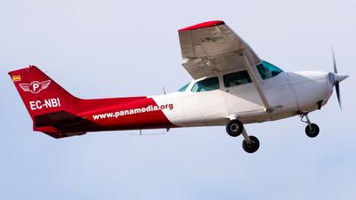 A picture of ECNBI - Cessna 172N Skyhawk II - [17273517] - © Fabrizio Spicuglia