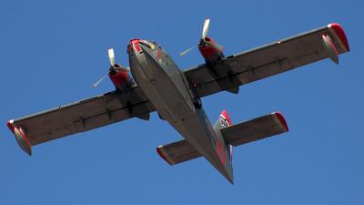 TC-TKZ - Canadair CL-215 - Turkey - Turkish Aeronautical Association