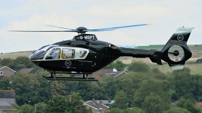 G-MSPT - Eurocopter EC 135T2 - Private