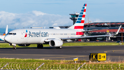 A picture of N975AN - Boeing 737823 - American Airlines - © Alfredo La Red