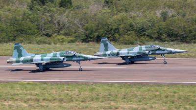 FAB4859 - Northrop F-5EM Tiger II - Brazil - Air Force