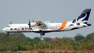 PK-KSA - ATR 72-212A(600) - Kalstar Aviation