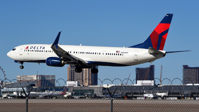 A picture of N856DN - Boeing 737932(ER) - Delta Air Lines - © Rocky Wang