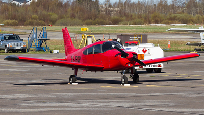 OH-PDP - Piper PA-28-140 Cherokee F - Private