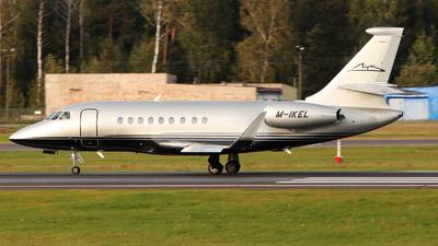M-IKEL - Dassault Falcon 2000LX - Private
