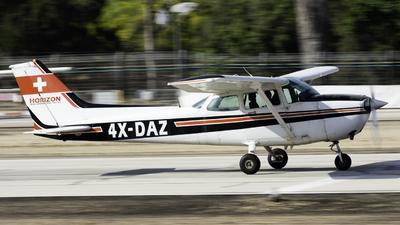 4X-DAZ - Reims-Cessna F172P Skyhawk II - Horizon Skyline